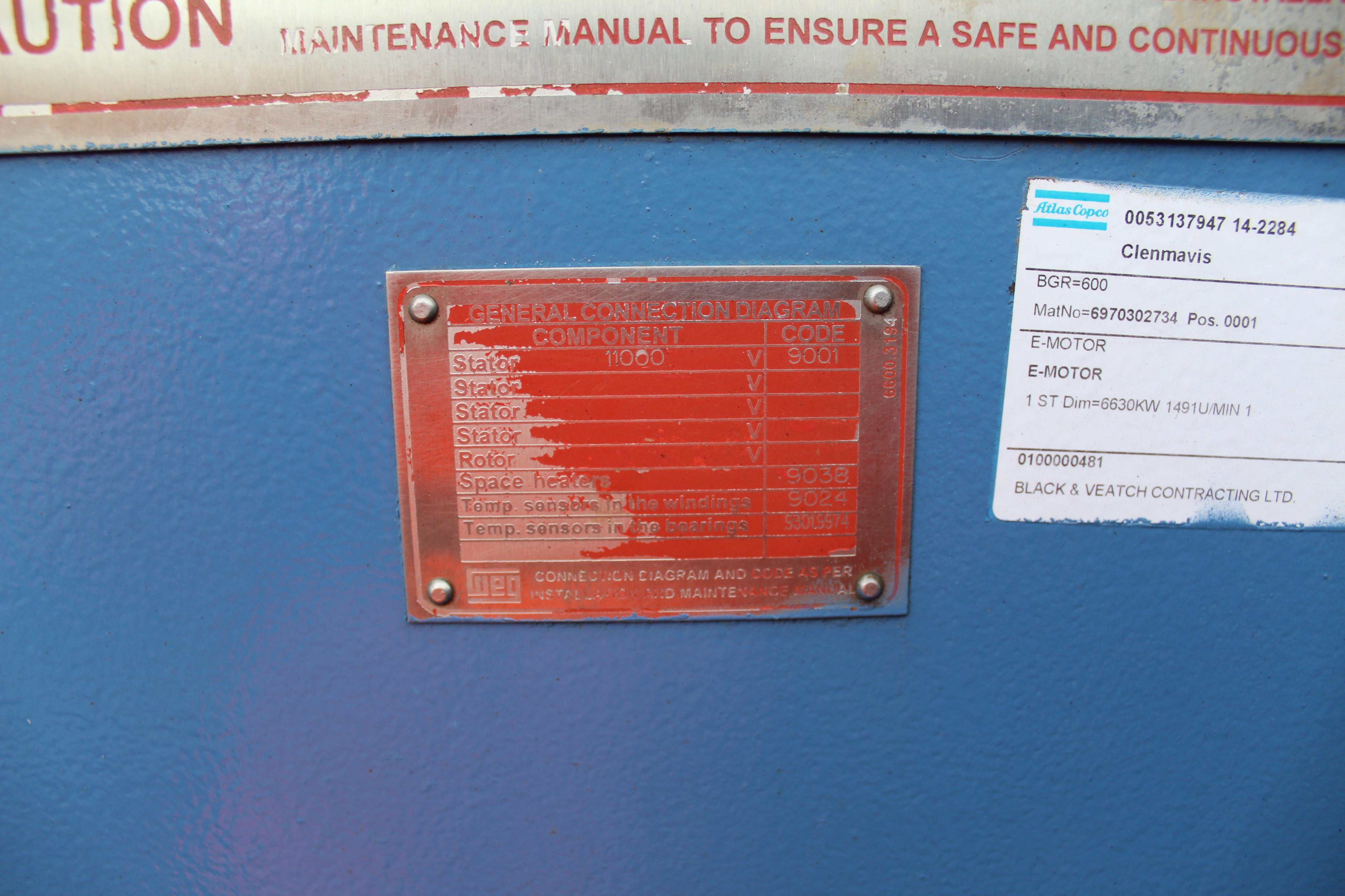 Atlas Copco Compressor Euro Demolition Wiring Diagram
